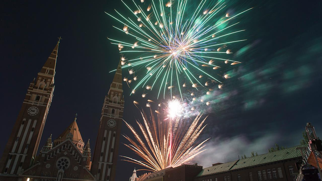 Holnap Ünnepi Díszközgyűlés köszönti Szeged Napját!