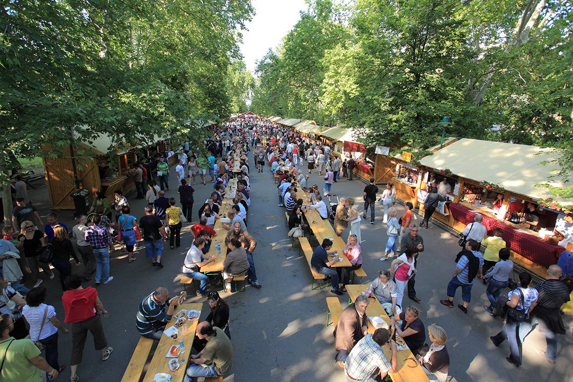 Május 13-tól jön a XXII. Szegedi Borfesztivál!