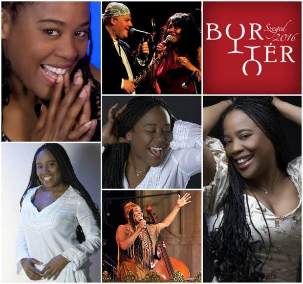 Kubai énekesnő, salsa, jazz és posztmodern jukebox a Bortéren