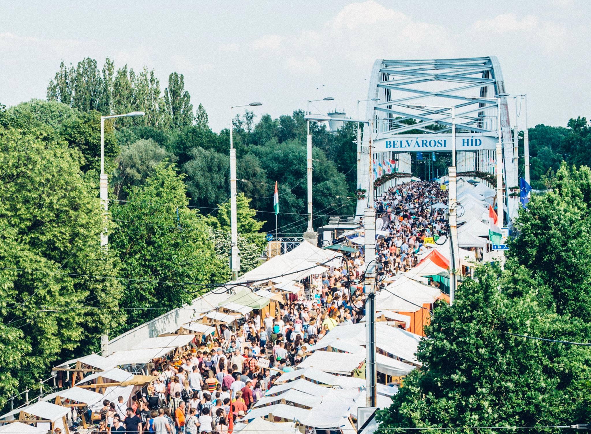 XIX. Szegedi Hídivásár, ma és holnap!