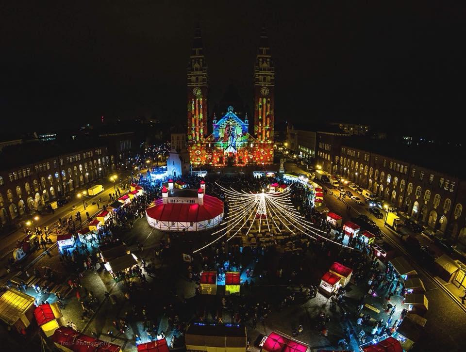 Szeged a Dél-Alföld adventi fővárosa! Mutatjuk a részletes programot!