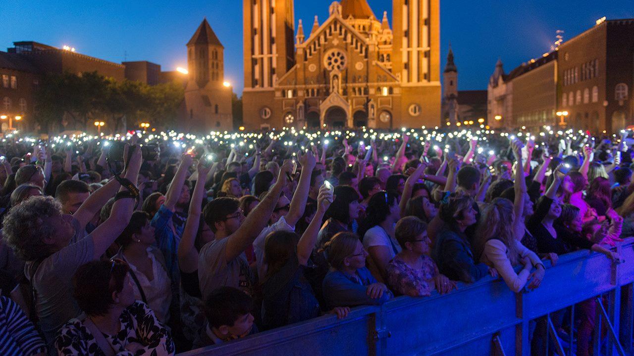 Rekord mennyiségű koncert a Szegedi Borfesztiválon!