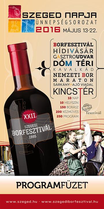 A hétvégén Szeged lesz Magyarország fesztivál-fővárosa