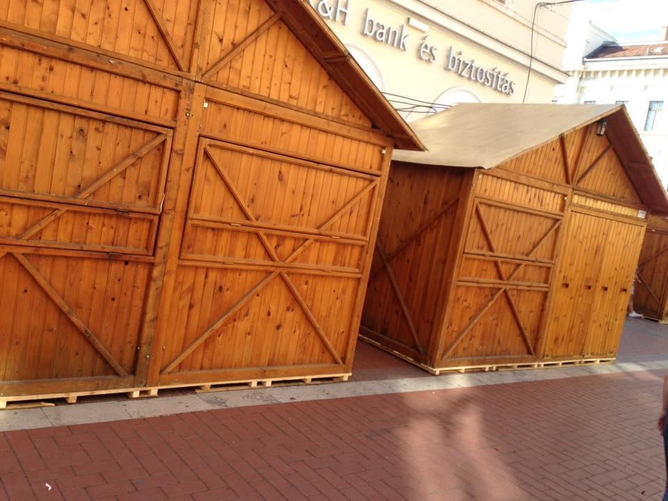 Minden készen áll a XXII Szegedi Borfesztiválhoz