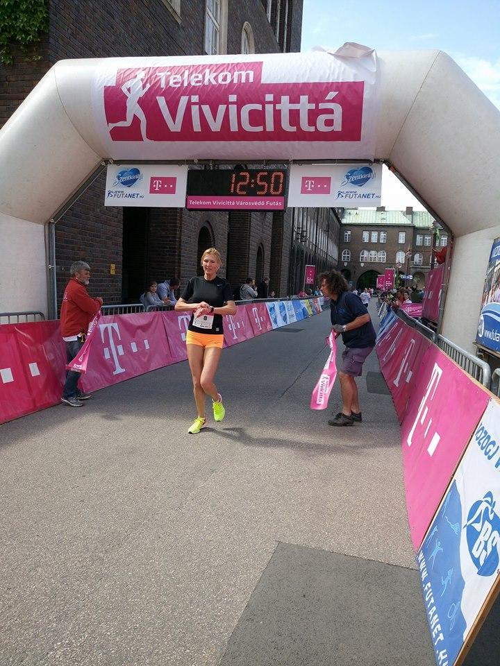3650 futó a Telekom Vivicittá Szegeden