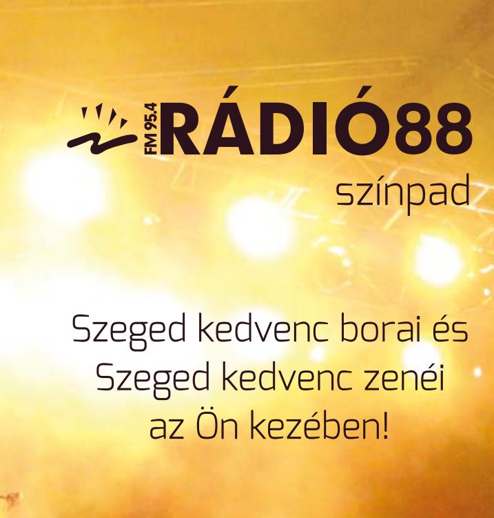 Rádió 88 – az életünk része, a Borfesztiválon is